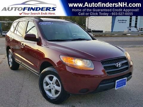 2008 Hyundai Santa Fe for sale in Laconia, NH