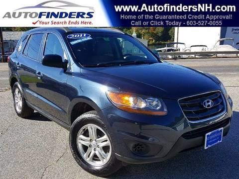 2011 Hyundai Santa Fe for sale in Laconia, NH
