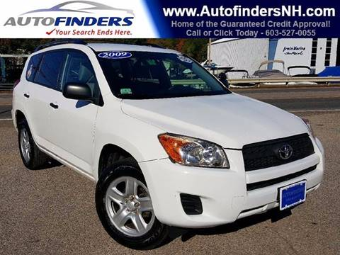 2009 Toyota RAV4 for sale at AUTOFINDERS LLC in Laconia NH