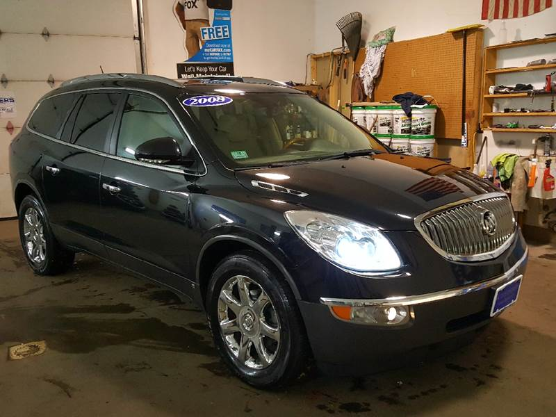 buick enclave 2008 prices. 2008 buick enclave for sale at autofinders llc in laconia nh prices