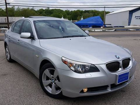 2006 BMW 5 Series for sale at AUTOFINDERS LLC in Laconia NH