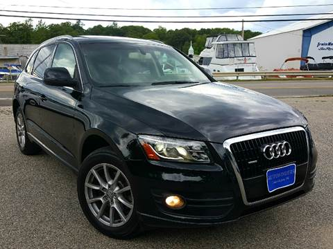 2009 Audi Q5 for sale at AUTOFINDERS LLC in Laconia NH