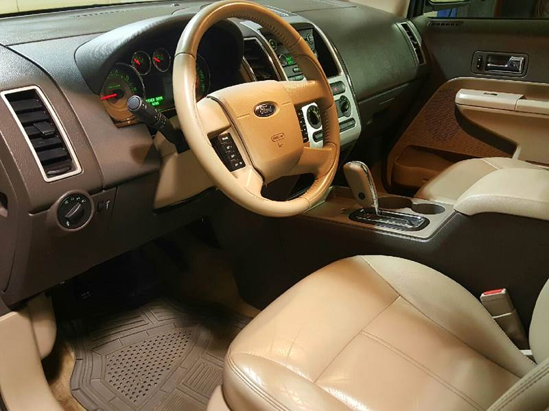 2008 Ford Edge for sale at AUTOFINDERS LLC in Laconia NH
