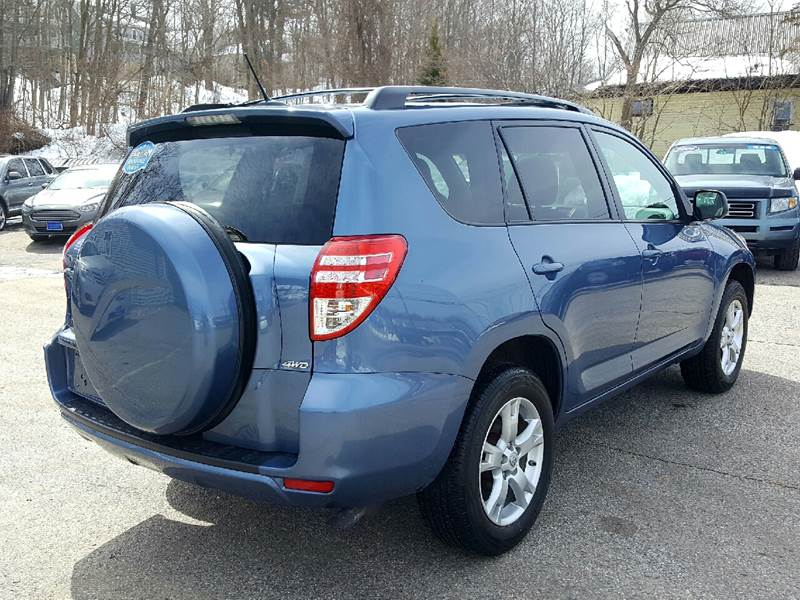 2011 Toyota RAV4 for sale at AUTOFINDERS LLC in Laconia NH