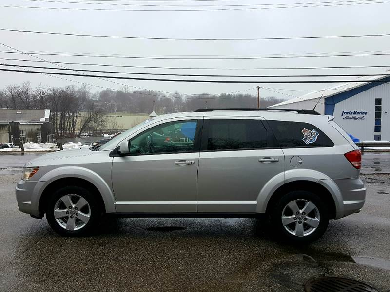 2010 Dodge Journey for sale at AUTOFINDERS LLC in Laconia NH