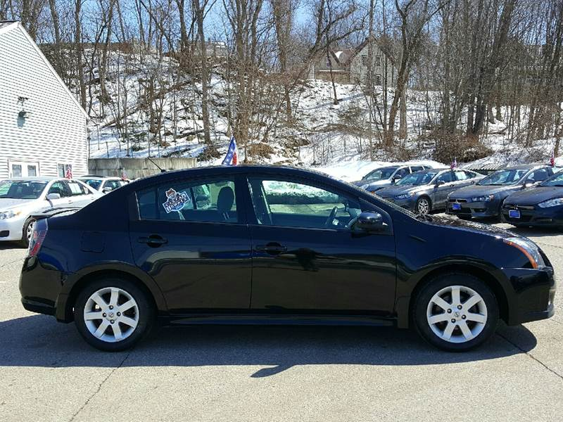 2010 Nissan Sentra for sale at AUTOFINDERS LLC in Laconia NH