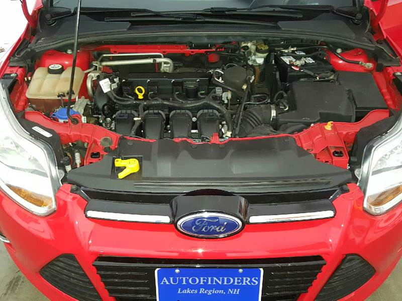 2012 Ford Focus for sale at AUTOFINDERS LLC in Laconia NH
