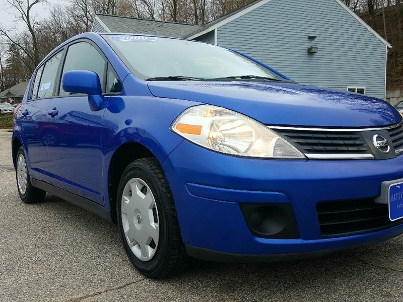 2009 Nissan Versa for sale at AUTOFINDERS LLC in Laconia NH
