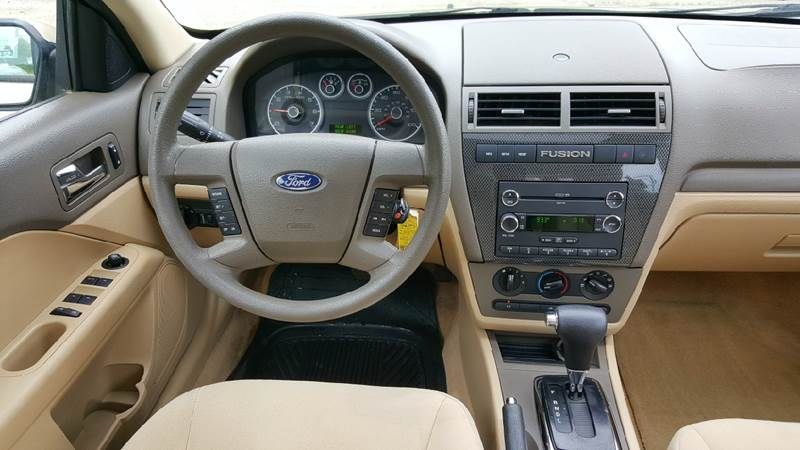 2008 Ford Fusion for sale at AUTOFINDERS LLC in Laconia NH