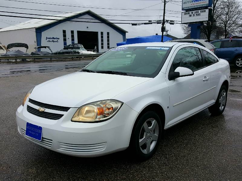 2008 Chevrolet Cobalt for sale at AUTOFINDERS LLC in Laconia NH