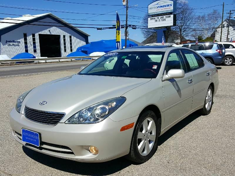 2005 Lexus ES 330 for sale at AUTOFINDERS LLC in Laconia NH