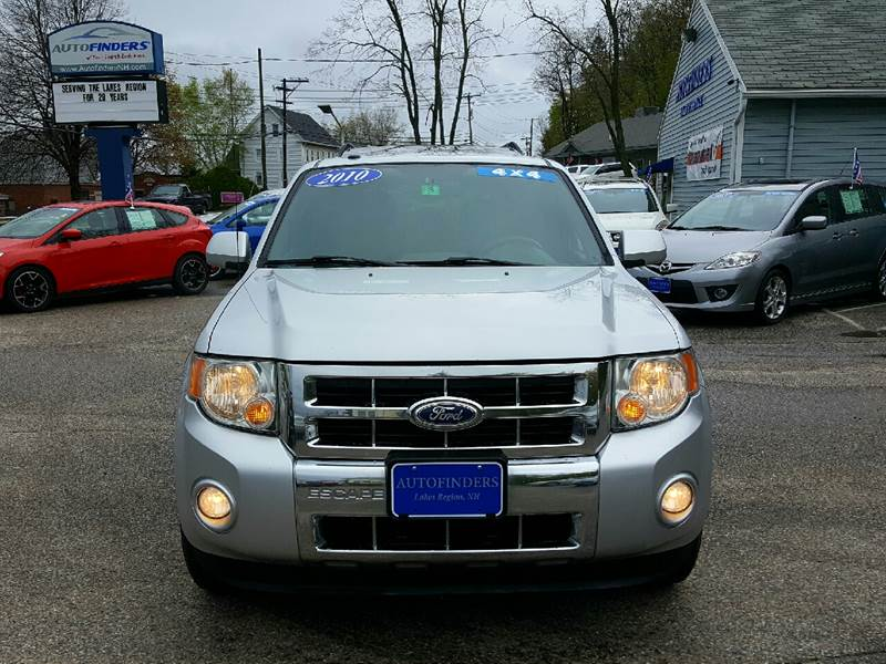 2010 Ford Escape for sale at AUTOFINDERS LLC in Laconia NH