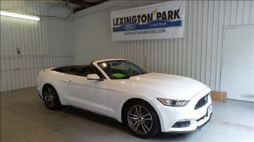 2017 Ford Mustang for sale in Waldorf, MD