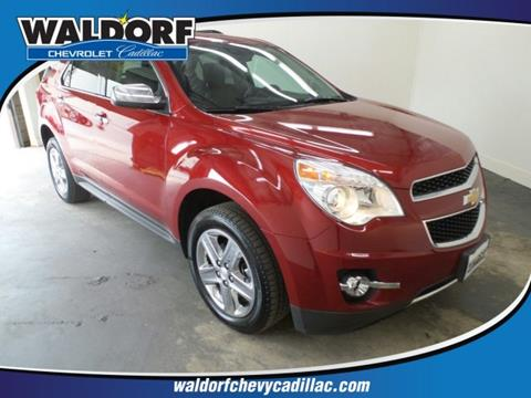 2015 Chevrolet Equinox for sale in Waldorf, MD