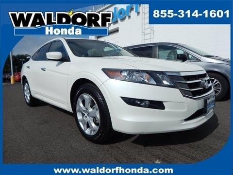 2011 Honda Accord Crosstour for sale in Waldorf, MD