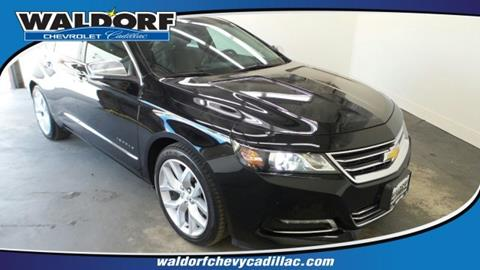 2017 Chevrolet Impala for sale in Waldorf, MD
