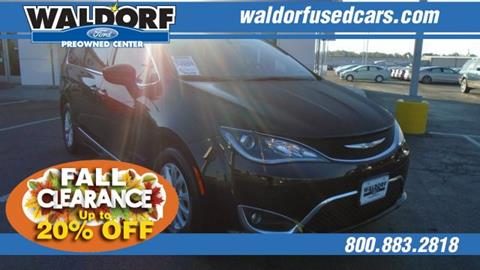 2017 Chrysler Pacifica for sale in Waldorf, MD