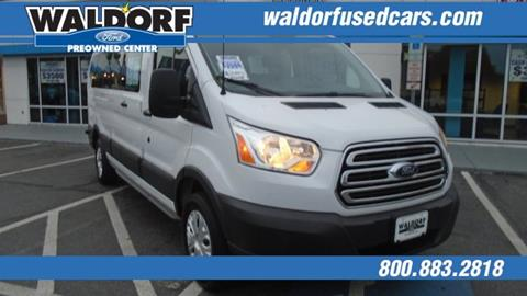 2016 Ford Transit Wagon for sale in Waldorf, MD