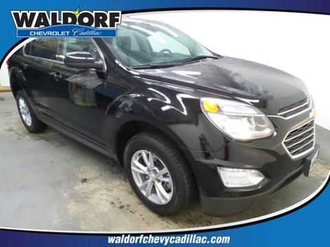2017 Chevrolet Equinox for sale in Waldorf, MD