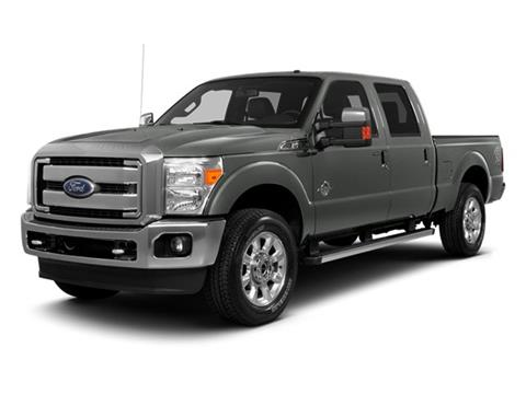 2014 Ford F-250 Super Duty for sale in Waldorf, MD