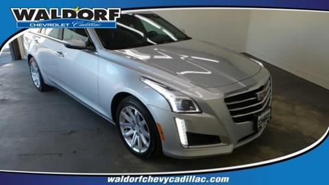 2015 Cadillac CTS for sale in Waldorf, MD