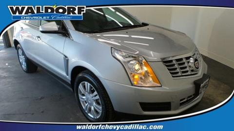 2015 Cadillac SRX for sale in Waldorf, MD