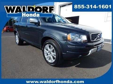 2014 Volvo XC90 for sale in Waldorf, MD