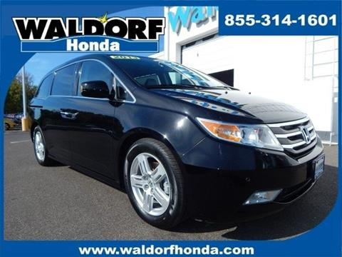 2013 Honda Odyssey for sale in Waldorf, MD
