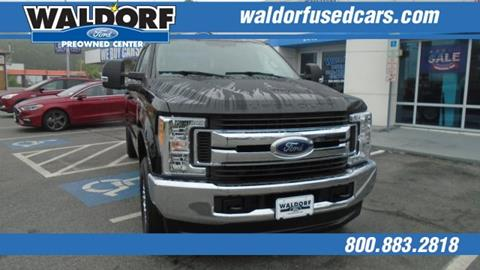 Ford F  Super Duty For Sale In Waldorf Md