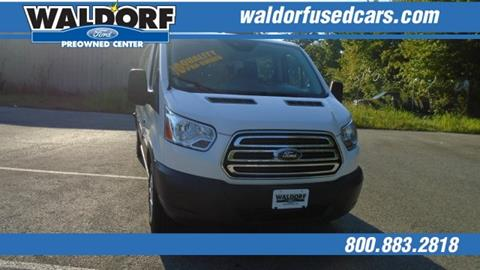 2017 Ford Transit Passenger for sale in Waldorf, MD
