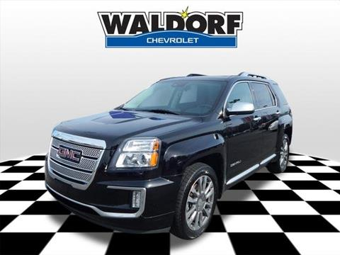 2016 GMC Terrain for sale in Waldorf, MD