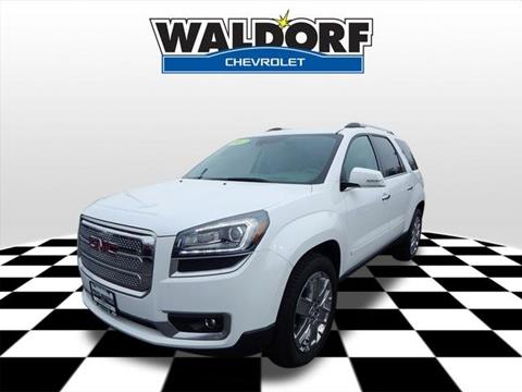 2017 GMC Acadia Limited for sale in Waldorf, MD