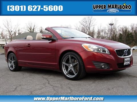 2011 Volvo C70 for sale in Waldorf, MD