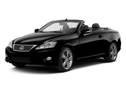 2010 Lexus IS 250C for sale in Waldorf, MD