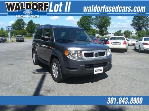 2010 Honda Element for sale in Waldorf, MD
