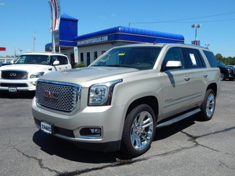 2015 GMC Yukon for sale in Waldorf, MD