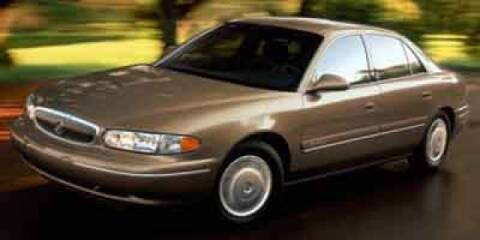 2002 Buick Century Custom for sale at Waldorf Honda in Waldorf MD