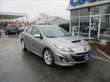 2012 Mazda MAZDASPEED3 for sale in Waldorf, MD