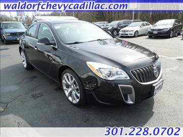 2014 Buick Regal for sale in Waldorf, MD