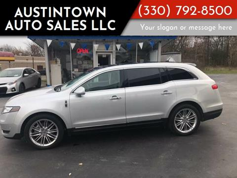 2016 Lincoln MKT for sale in Austintown, OH