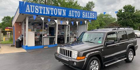 2006 Jeep Commander for sale in Austintown, OH