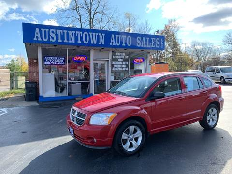 2012 Dodge Caliber for sale in Austintown, OH