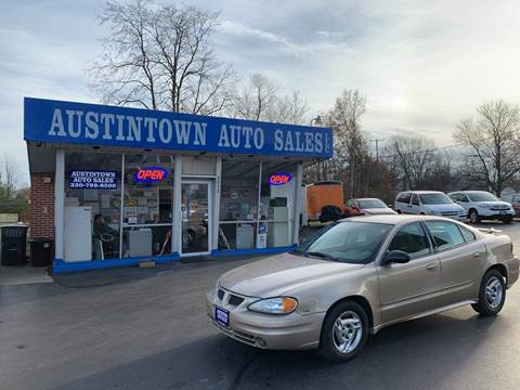 2005 Pontiac Grand Am for sale in Austintown, OH
