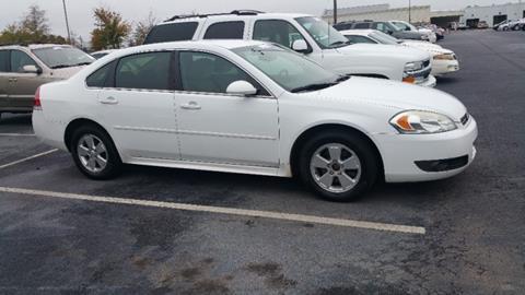 2010 Chevrolet Impala for sale in Atlanta, GA