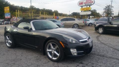 2008 Saturn SKY For Sale In Atlanta, GA