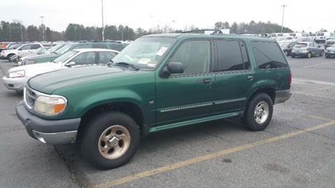 2000 Ford Explorer for sale in Atlanta, GA