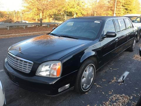 2000 Cadillac Deville Professional for sale in Atlanta, GA