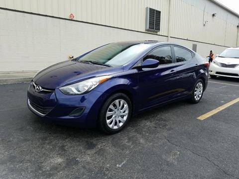 2011 Hyundai Elantra for sale in Atlanta, GA