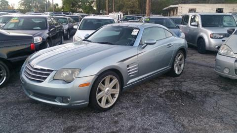 Crossfire For Sale >> 2004 Chrysler Crossfire For Sale In Atlanta Ga