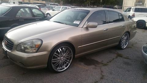 2003 Infiniti Q45 for sale in Atlanta, GA